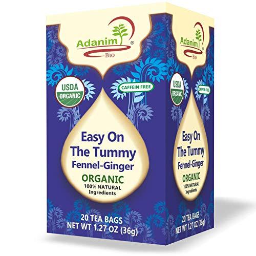 Adanim Bio Organic Tea Line (Fennel Ginger)