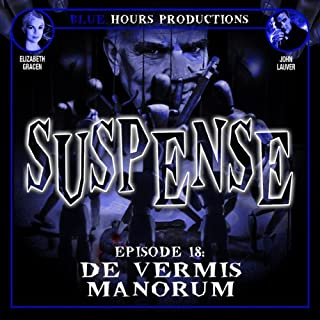 De Vermis Manorum audiobook cover art