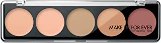 Make Up For Ever 5 Camouflage Palette Cream, Light Complexions 3