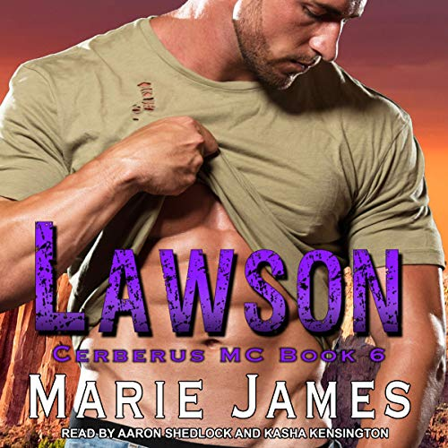 Lawson Audiobook By Marie James cover art