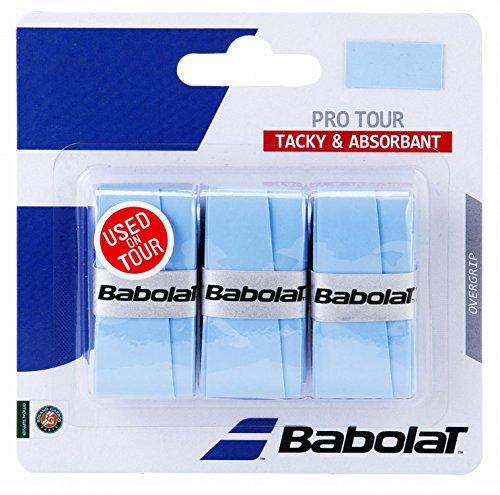 Babolat Pro Tour 3er blau Overgrip, One Size