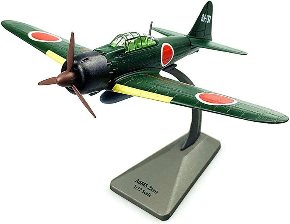 N-Y Airplane Japan Maker New Model Plane 1:72 New sales Fighter A6M5 5 Scale Zero