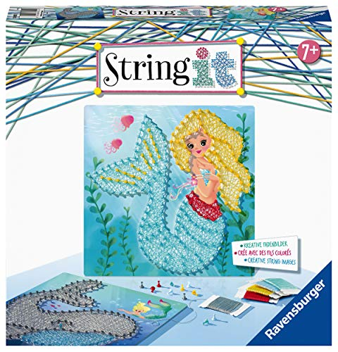 Ravensburger 18092 - String it Midi: Ocean
