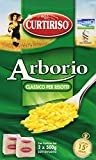 ARROZ ARBORIO CURTIRISO 1KG ARROZ ITALIANO RISOTTO