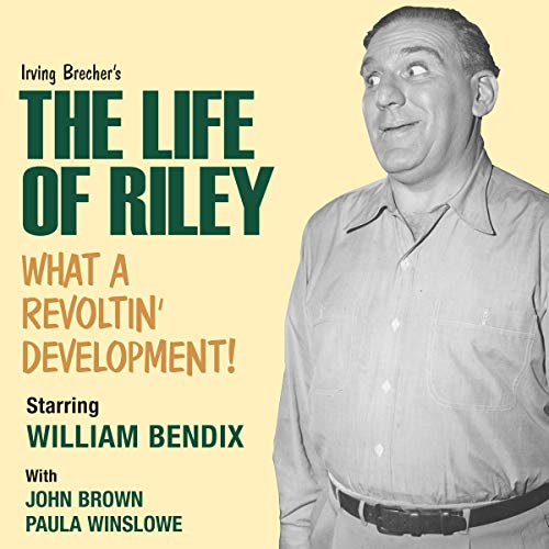 Life of Riley: What A Revoltin' Development cover art