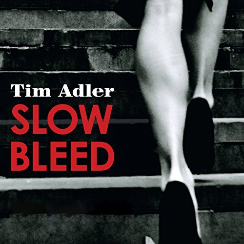 Slow Bleed audiobook cover art