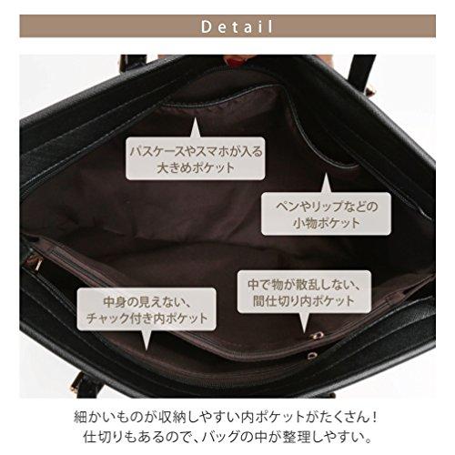 Miwoluna(ミウォルナ)『トートバッグA4』