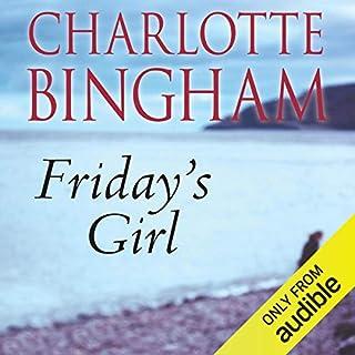 Friday's Girl audiobook cover art