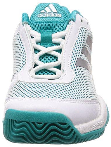 Adidas Barricade Club Xj, Zapatillas de Tenis Unisex niño, Multicolor (Multicolor 000), 36 2/3 EU