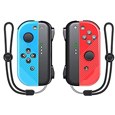 Joy Con Controller Replacement for Switch/Switch Lite