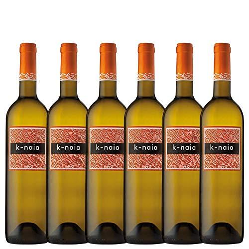 Vino blanco K-Naia | Vino verdejo | Vinos de Rueda | Pack 6 botellas