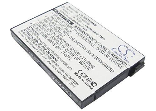 TECHTEK batería sustituye BT298555, para BYD001743, para BYD006649 Compatible con [Philips] Avent Eco SCD535 DECT, Avent SCD530, Avent SCD535, Avent SCD535/00, Avent SCD536, Avent SCD540, para [V-Tec