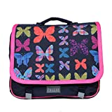 Zoom IMG-1 cartable 38 cm phileas papillons