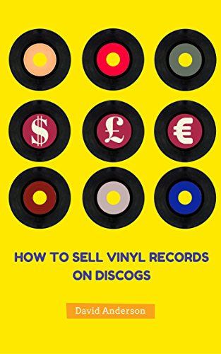 HOW TO SELL VINYL RECORDS ON DISCOGS (English Edition)
