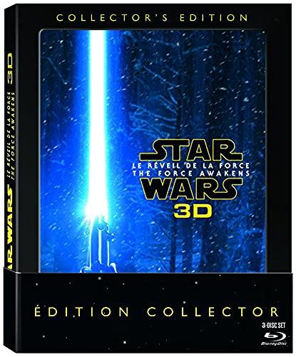 Star Wars 7 : Le Réveil de la Force [Édition Collector 3D + Blu-Ray]