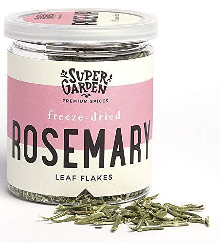 Supergarden Gevriesdroogde kruiden en specerijen (Rozemarijn)