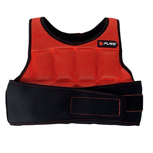 Pure 2 Improve Weighted Vest Gewichtsweste Bodyweighttraining Fitness 5kg