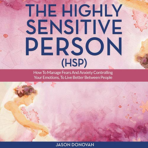 The Highly Sensitive Person (HSP) cover art
