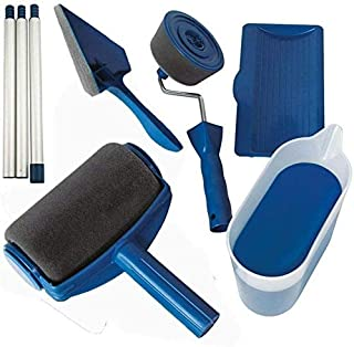 Hengwei Multifunctional Paint Roller Kit Brush Kit Paint Runner Tool Set Decorating Tools House Office Wall Printing Paint...