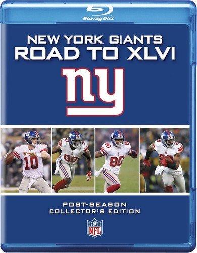 NFL Detroit Max 70% OFF Mall New York Giants: Road Xlvi to