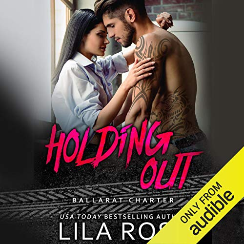 Holding Out audiobook cover art