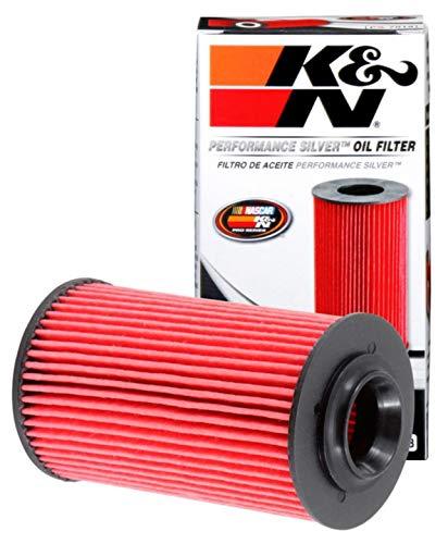 K&N PS-7003 filtro de aceite Coche
