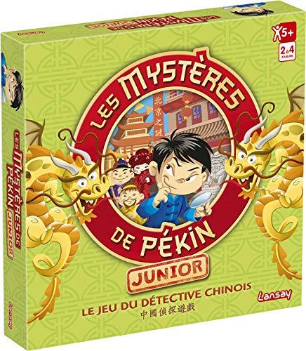 Les Mystères de Pékin - Edition Junior - Jeu de société - La