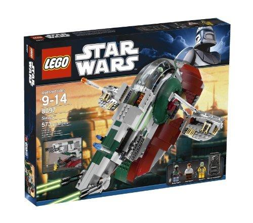LEGO Star Wars Slave 1 8097 Version 2010 Release by LEGO