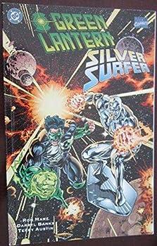 Green Lantern/Silver Surfer: Unholy Alliances - Book  of the Green Lantern #Hal Jordan vol. 2