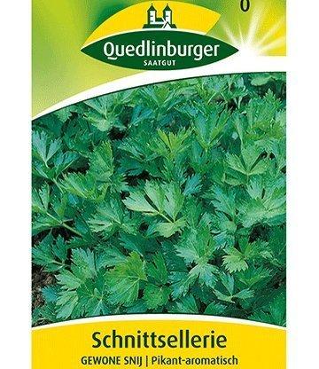 Quedlinburger Schnitt-Sellerie, 1 Tüte Samen