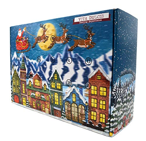 Whisky Adventskalender Premium Edition 1 - Worldwidespirits -24x0,02l