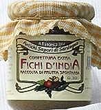 24 x 250 gr - Confettura di fichi d'India prodotta a Gavoi da Francesco Ibba, abile artigiano che riesce a trasformare questi succosi frutti nati dal sole battente del Campidano