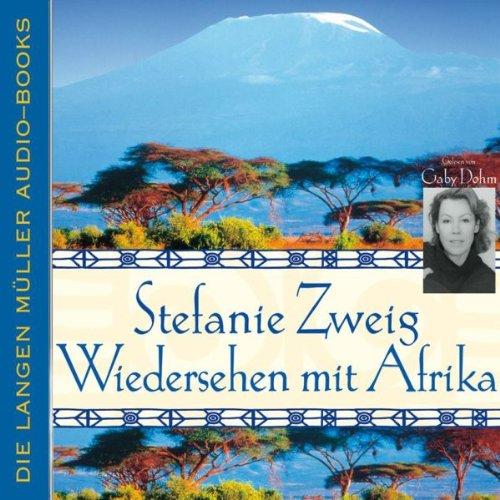 Wiedersehen mit Afrika audiobook cover art