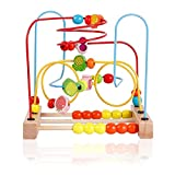 Best Bead Mazes - KIDDERY TOYS Bead Maze Educational Toy for Toddlers Review