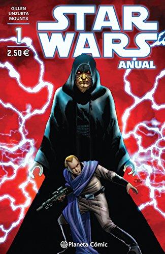 Star Wars Anual nº 01 (Star Wars: Cómics Grapa Marvel)