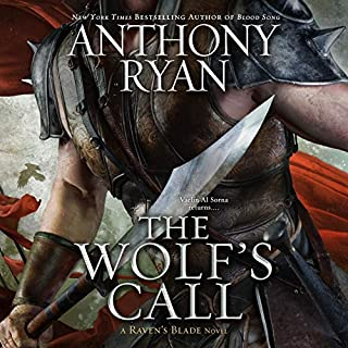 The Wolf's Call audiobook cover art