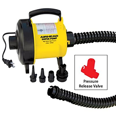 120V Super Pump with Carry Handle