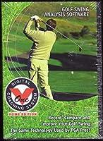 V1 Golf Analysis Training Software (輸入版)