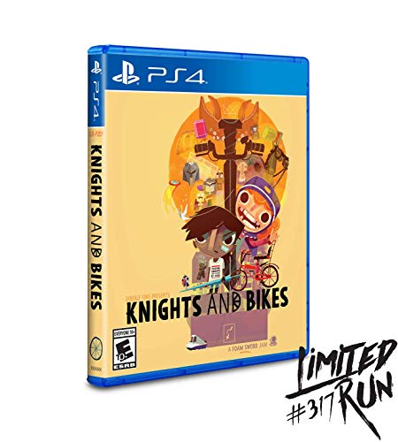 Knights and Bikes (Limited Run #317) - PlayStation 4