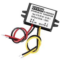 高効率電源モジュール耐久性のあるDC-DC降圧コンバーター車のLEDスクリーン用の8-58Vから5Vの電子機器
