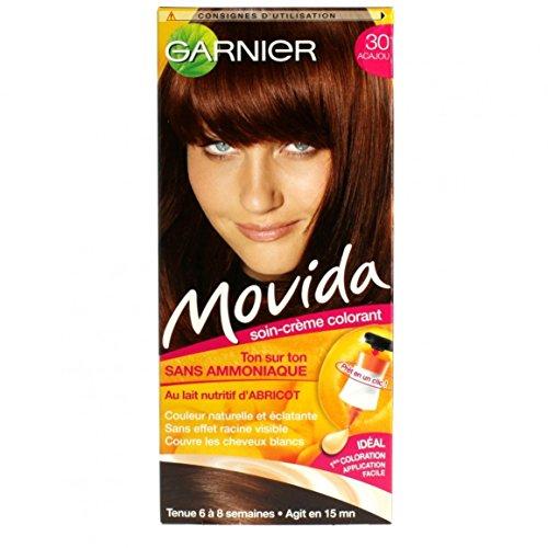 Garnier Movida Haarfarbe ohne Ammoniak–30Mahagoni