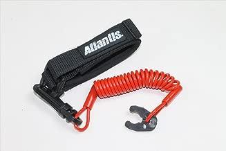 ATLANTIS(アトランティス) プロ フローティング ランヤード YAM RED