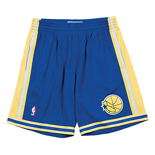 Mitchell & Ness Golden State Warriors 2009-2010 Swingman NBA Shorts Navy, XL