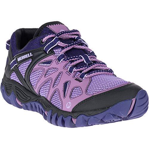 Merrell Women's All Out Blaze Aero Sport Sandal, Very Grape, 7.5 M US
