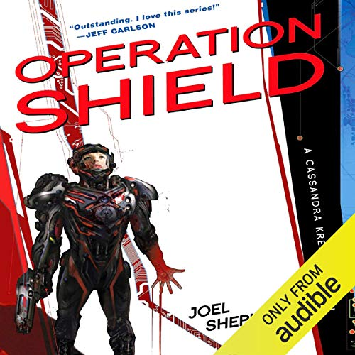 Operation Shield audiobook cover art