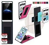 Hülle für Oppo R7 Plus Tasche Cover Case Bumper | Pink |