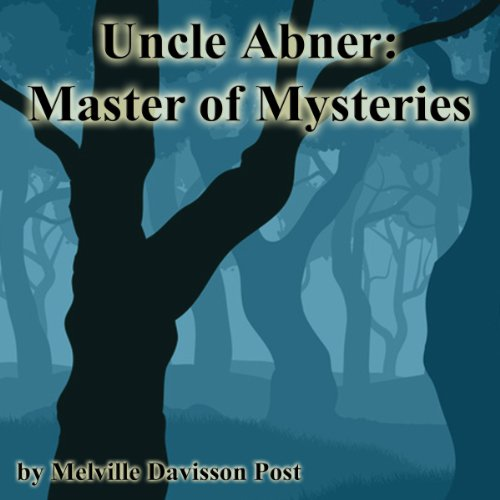 Uncle Abner audiobook cover art