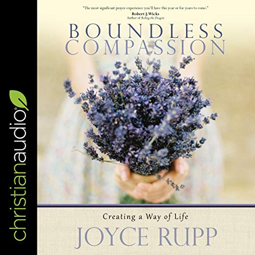 Boundless Compassion audiobook cover art