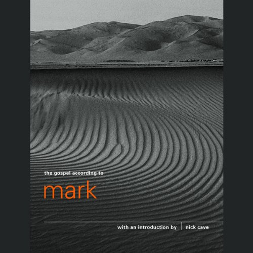 Introduction to the Gospel According to Mark audiobook cover art