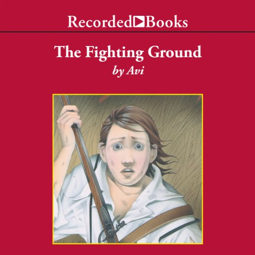 The Fighting Ground audiobook cover art